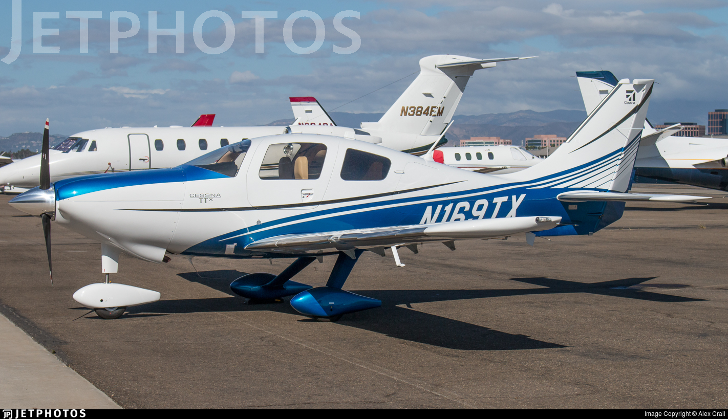 N169TX - Cessna T240 Corvalis TTX - Private