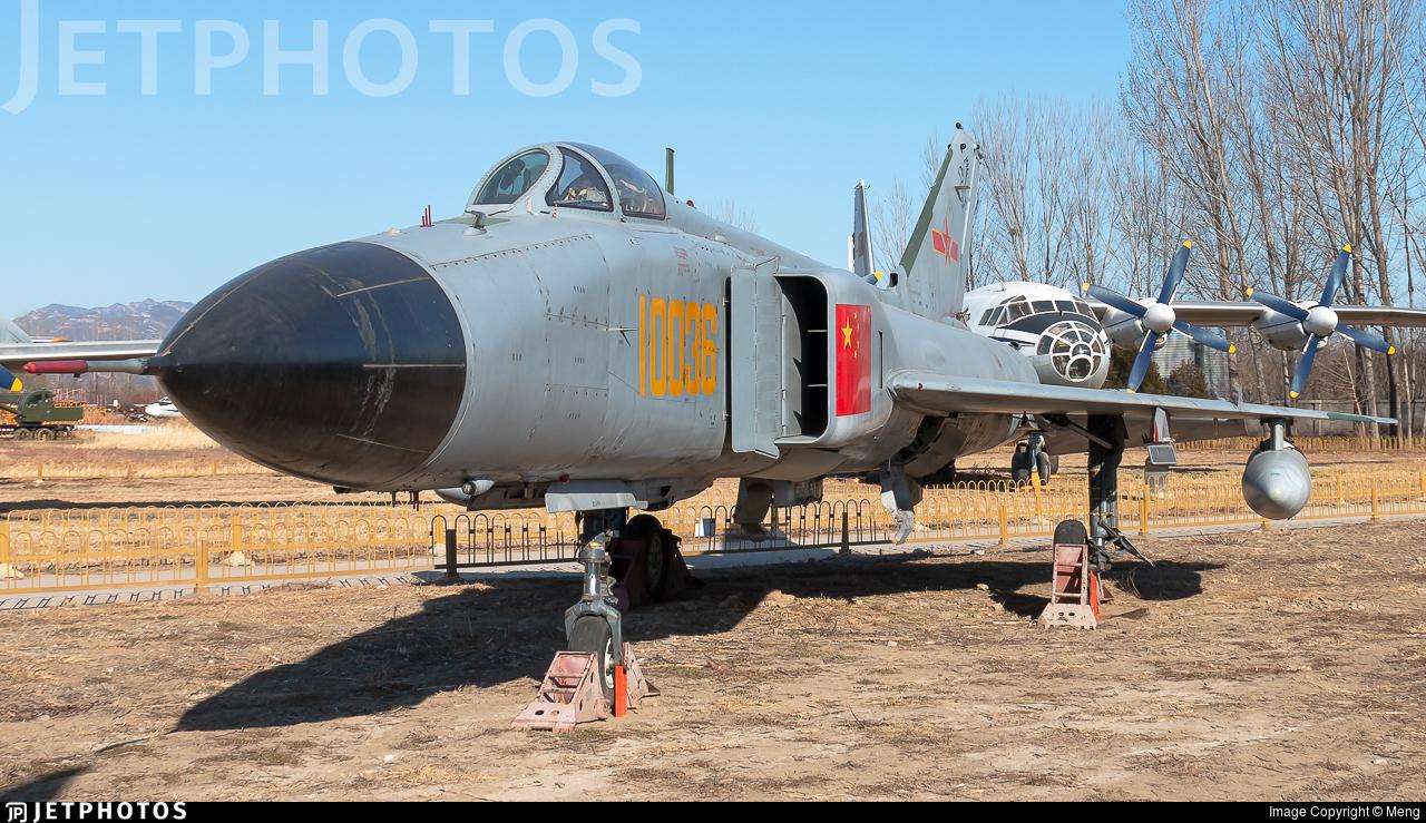 10036 - Shenyang J-8II Finback-B - China - Air Force