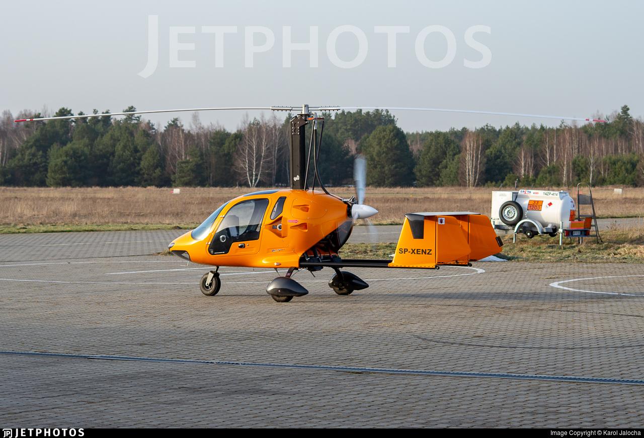 SP-XENZ - Manufaktura Lotnicza Argon 915 - Private