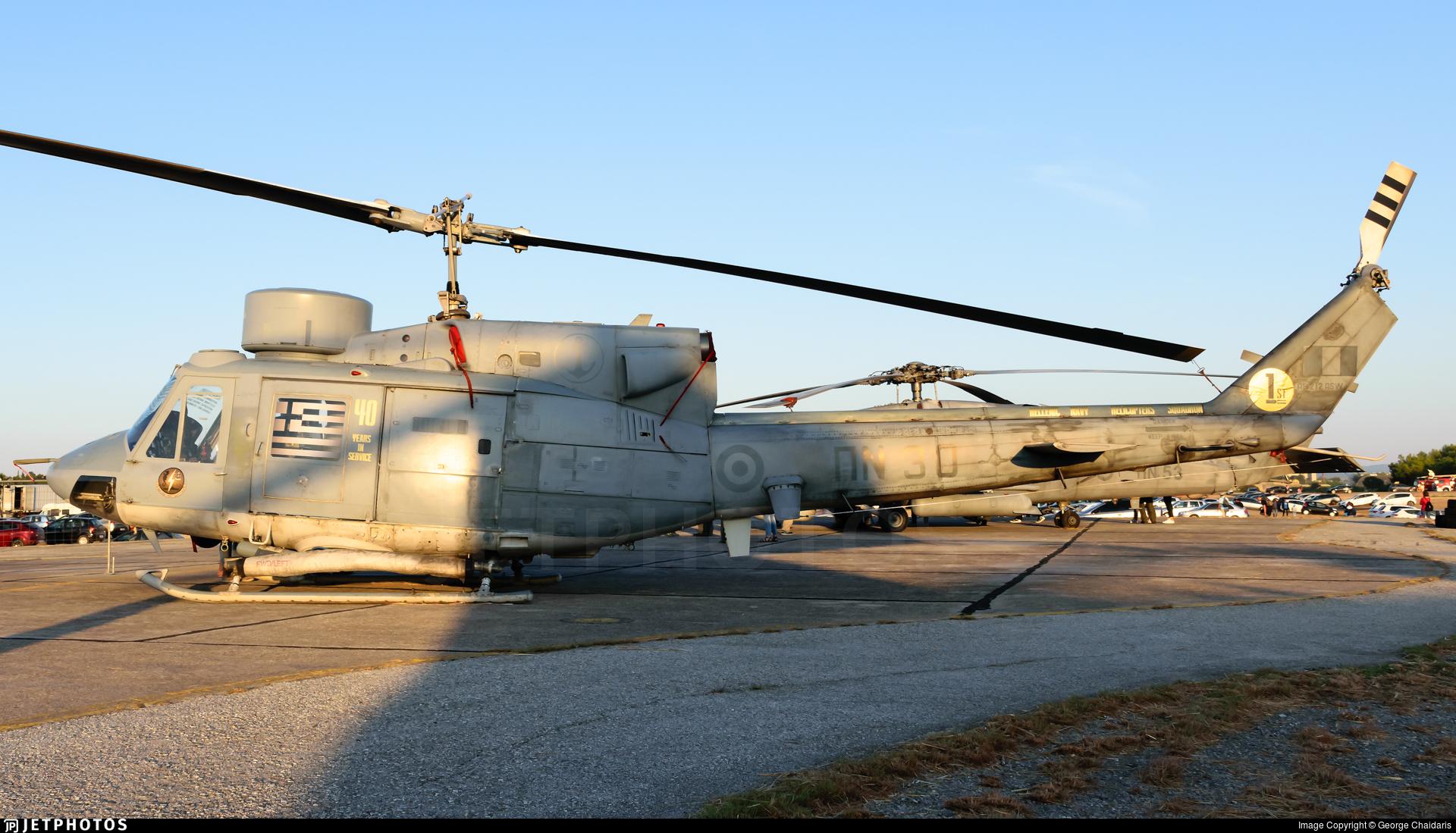PN30 - Agusta-Bell AB-212ASW - Greece - Navy