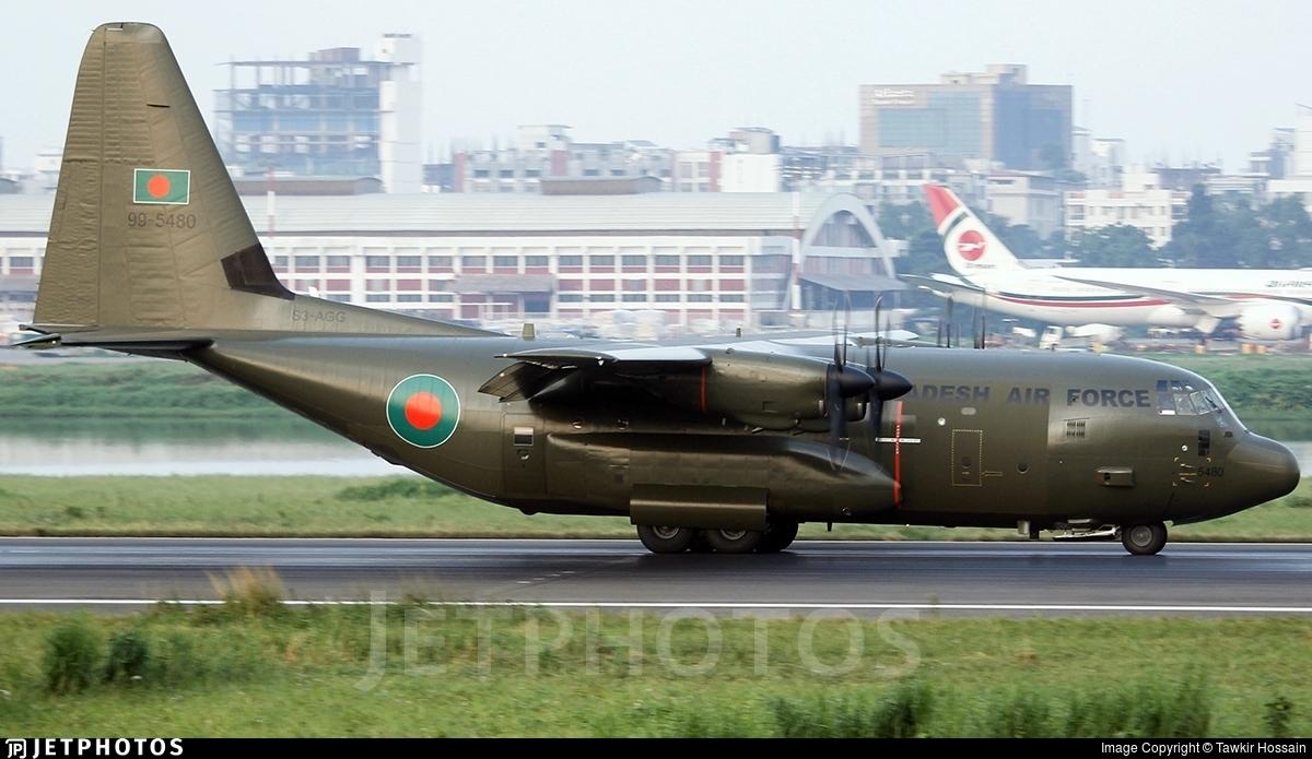 99-5480 - Lockheed Martin Hercules C.5 - Bangladesh - Air Force