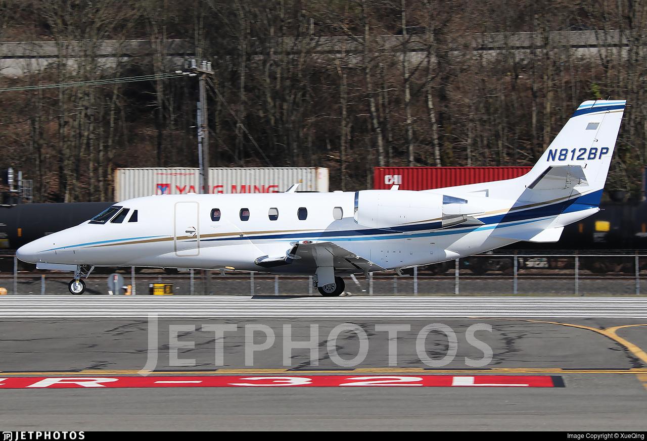 N812BP - Cessna 560XL Citation Excel - Private