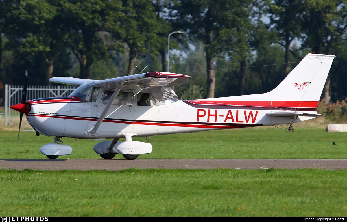 PH-ALW - Reims-Cessna F172M Skyhawk - Special Air Services