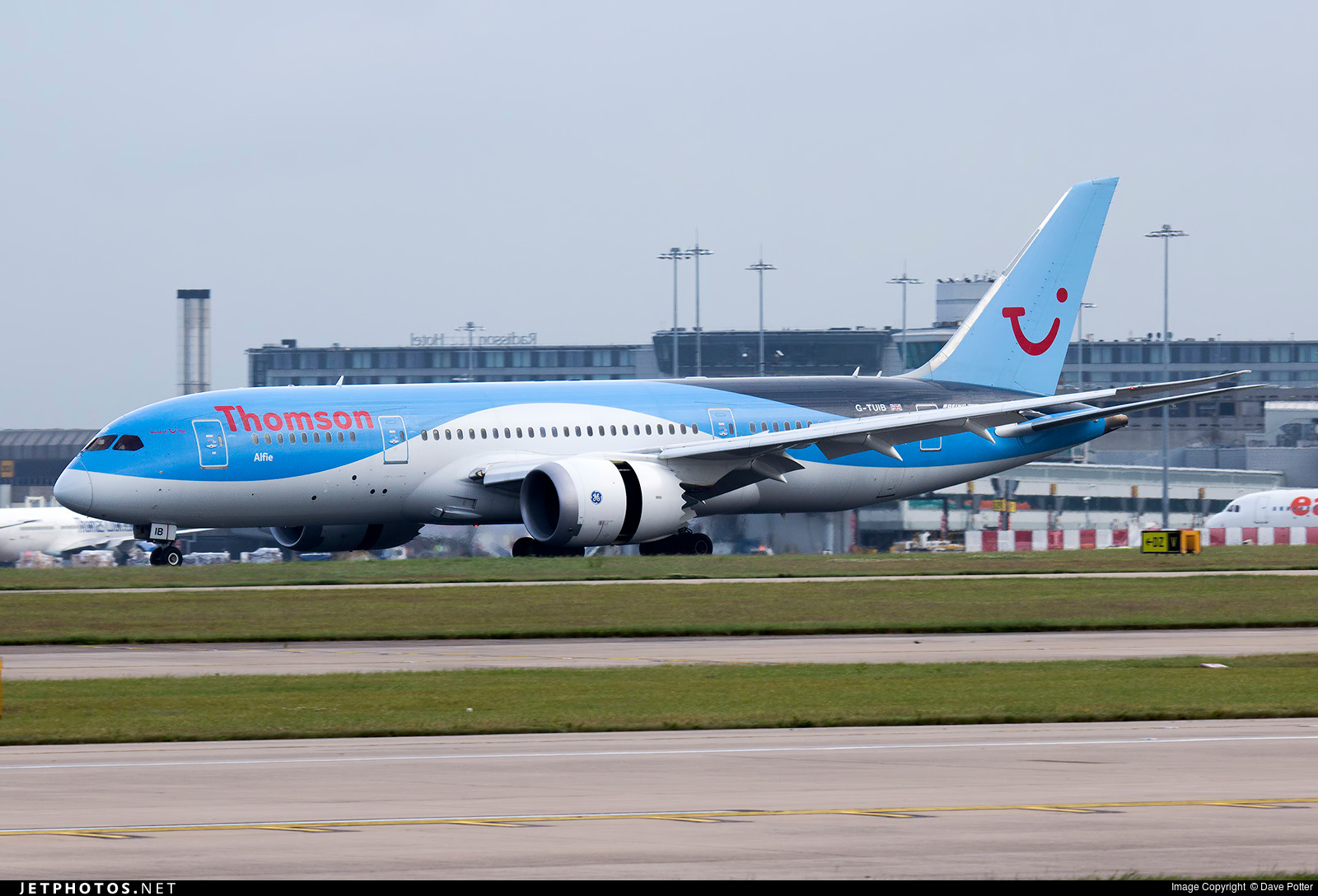 G-TUIB | Boeing 787-8 Dreamliner | Thomson Airways | Dave Potter ...