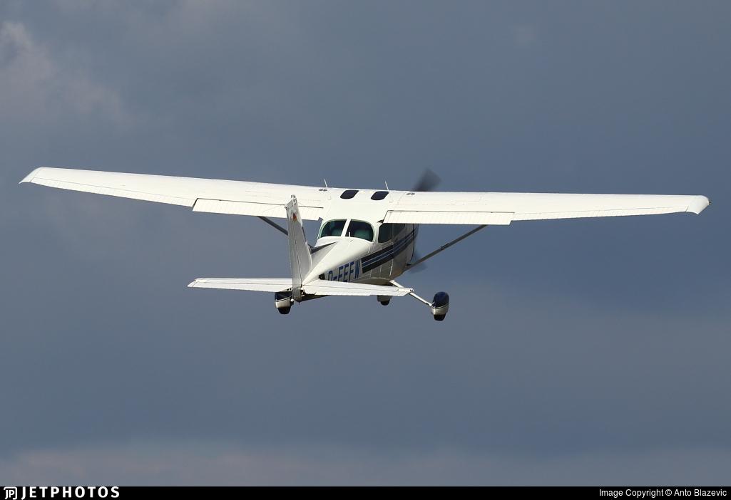 D-EEFW - Cessna 172P Skyhawk II - Flugschule Jesenwang