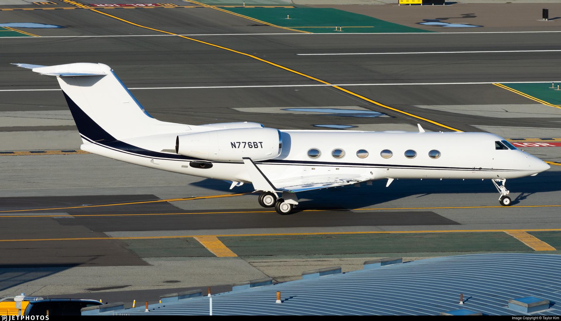 N776BT - Gulfstream G450 - Private