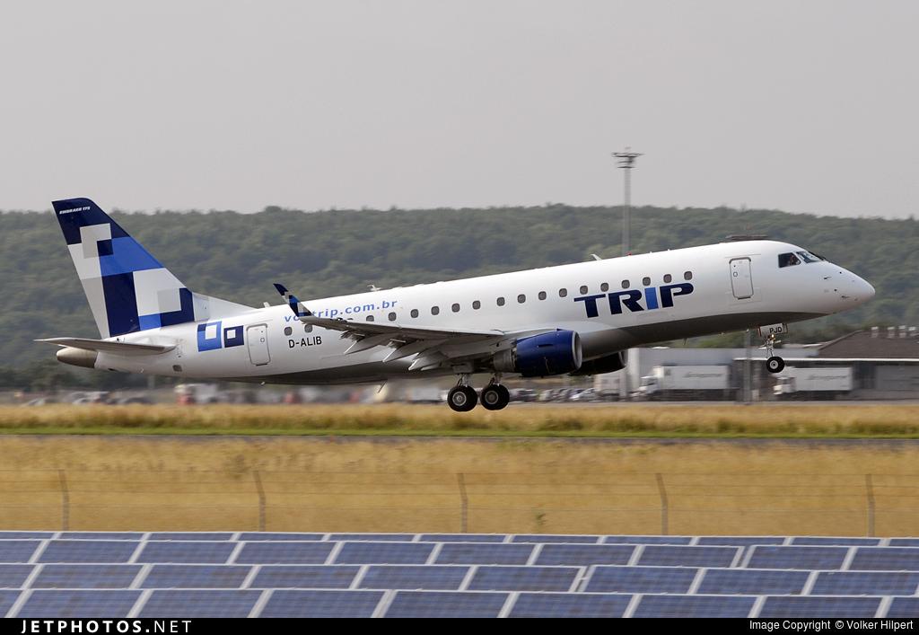 D-ALIB - Embraer 170-200STD - TRIP Linhas Aéreas