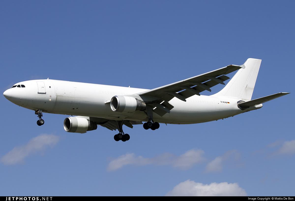 D-AEAB - Airbus A300B4-622R(F) - European Air Transport