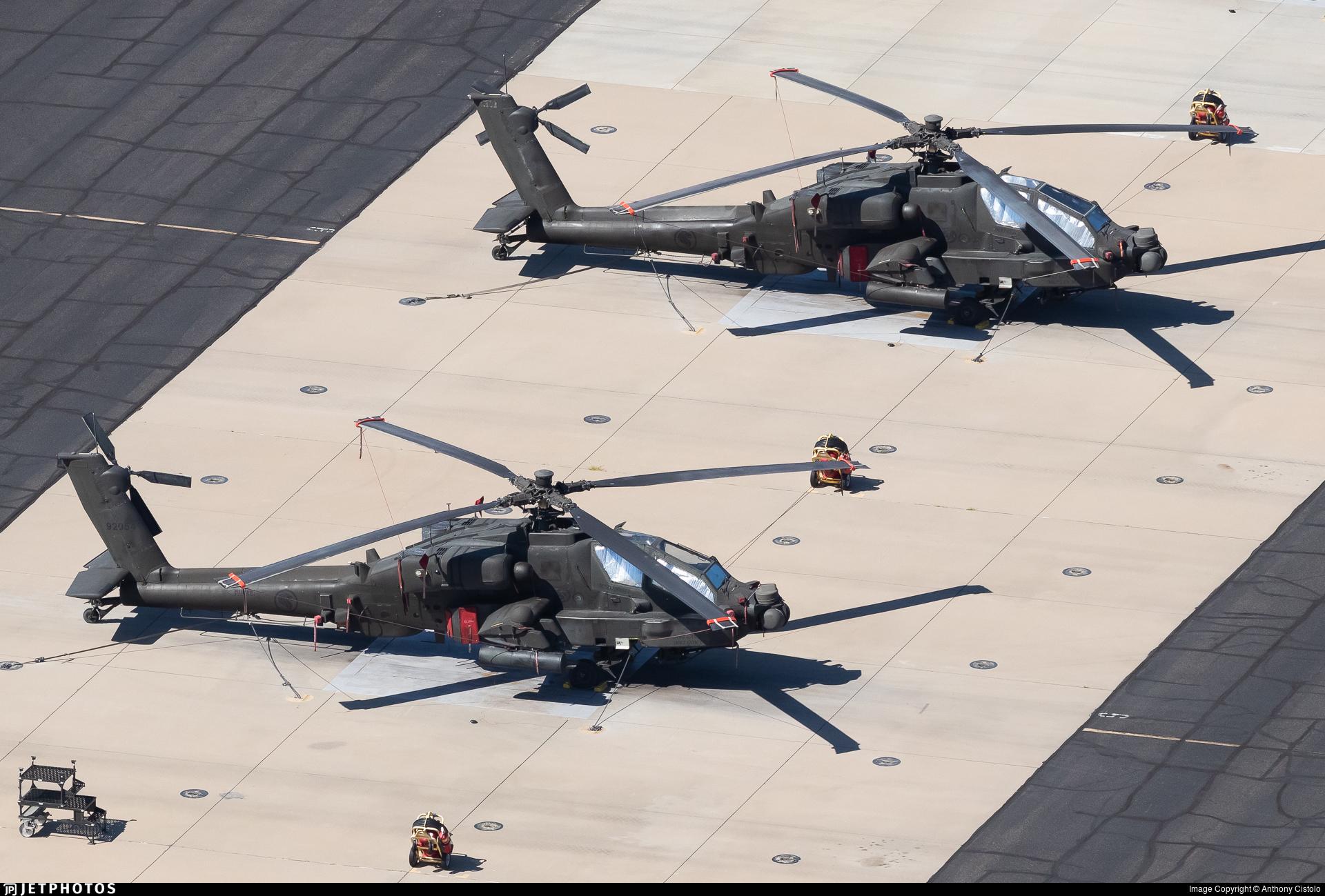99-2054 - Boeing AH-64A Apache - Singapore - Air Force