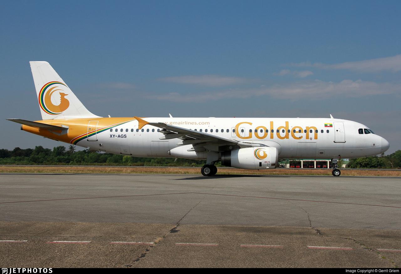Image result for golden myanmar airline