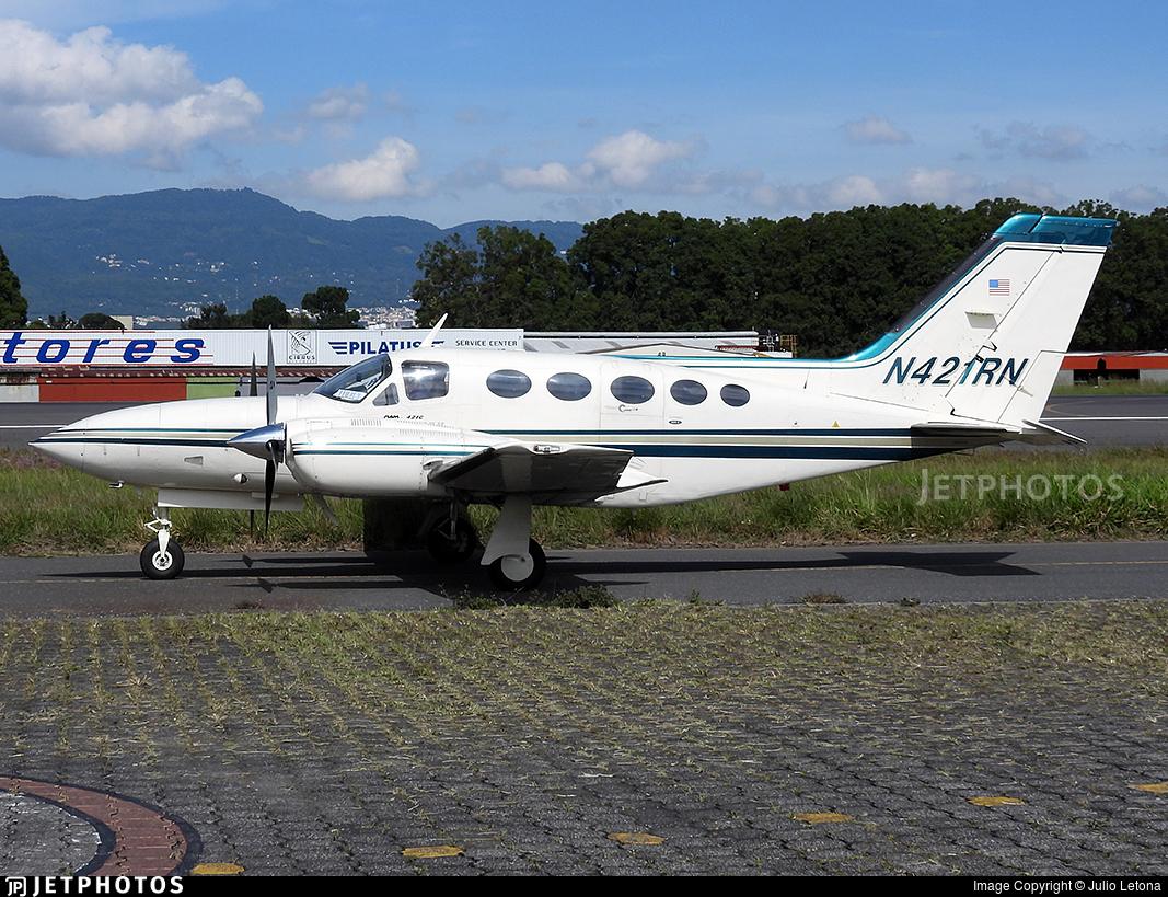 N421RN - Cessna 421C Golden Eagle - Private