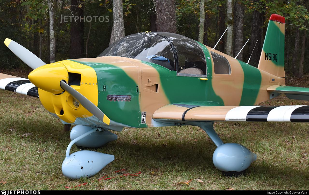 N519Q - Grumman American AA-1C Lynx - Private