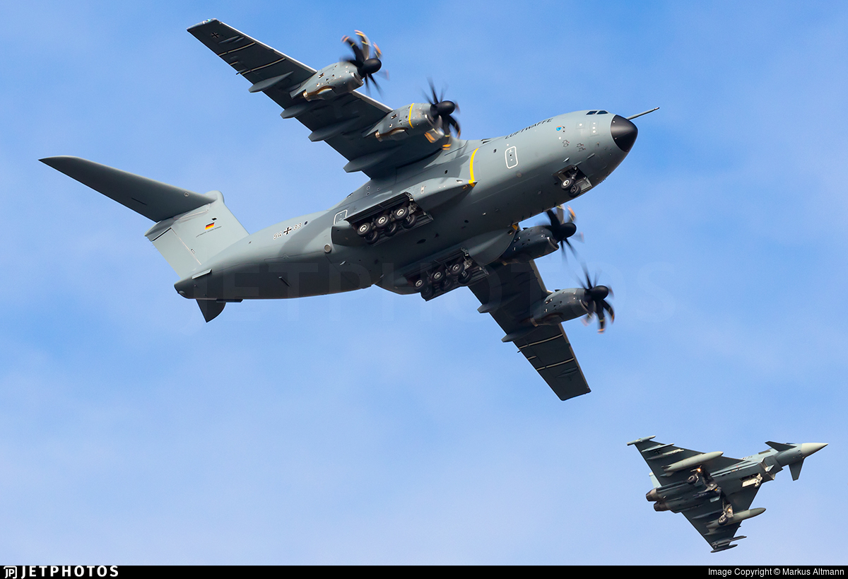54-33 - Airbus A400M - Germany - Air Force