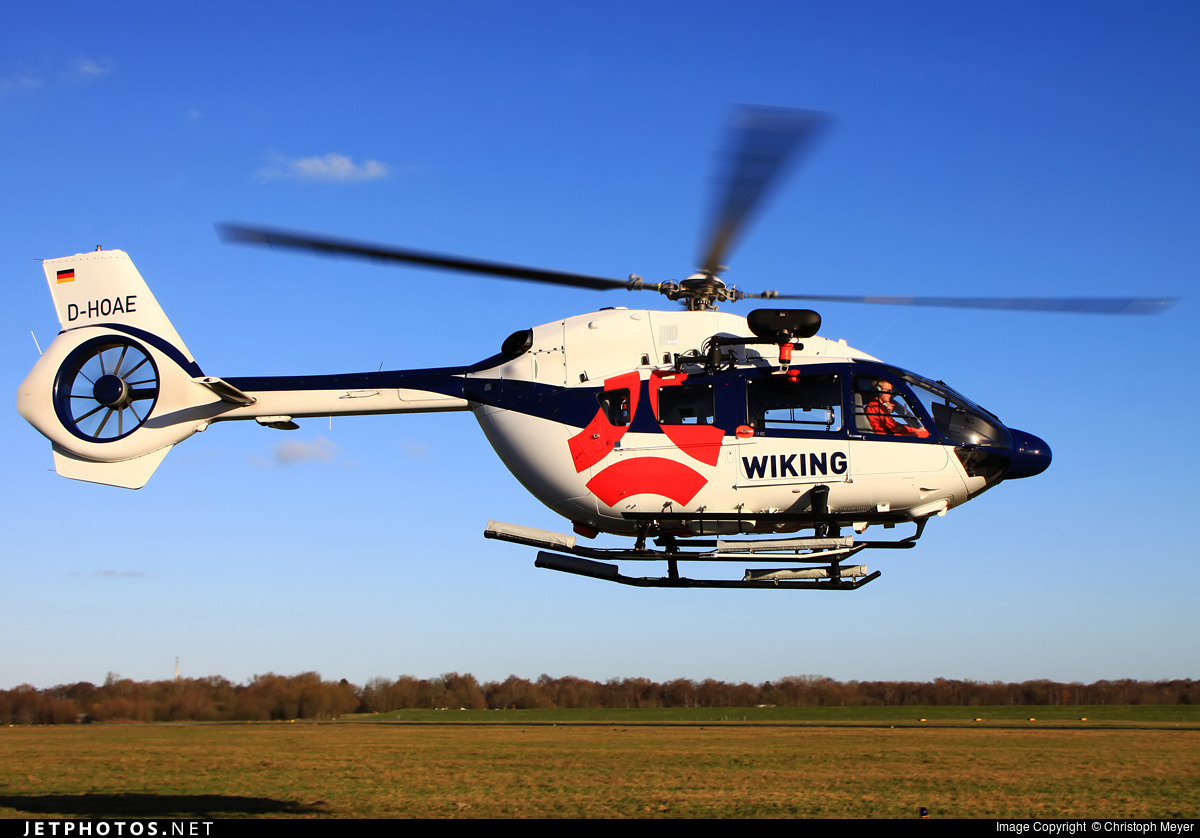 Elicottero H145 : D hoae airbus helicopters h wiking helikopter