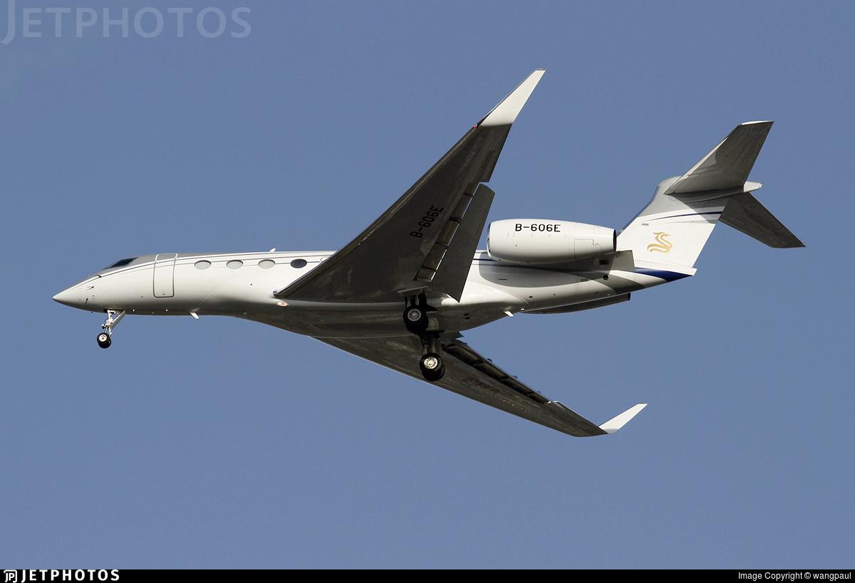 B-606E - Gulfstream G650ER - Private