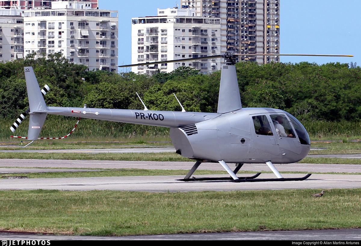 PR-KOO - Robinson R44 Raven II - Private