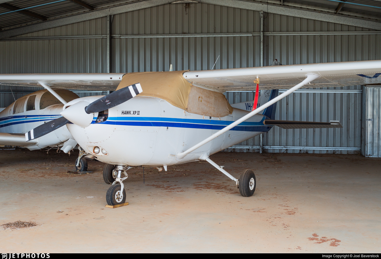 VH-AYM - Cessna R172K Hawk XP II - Private
