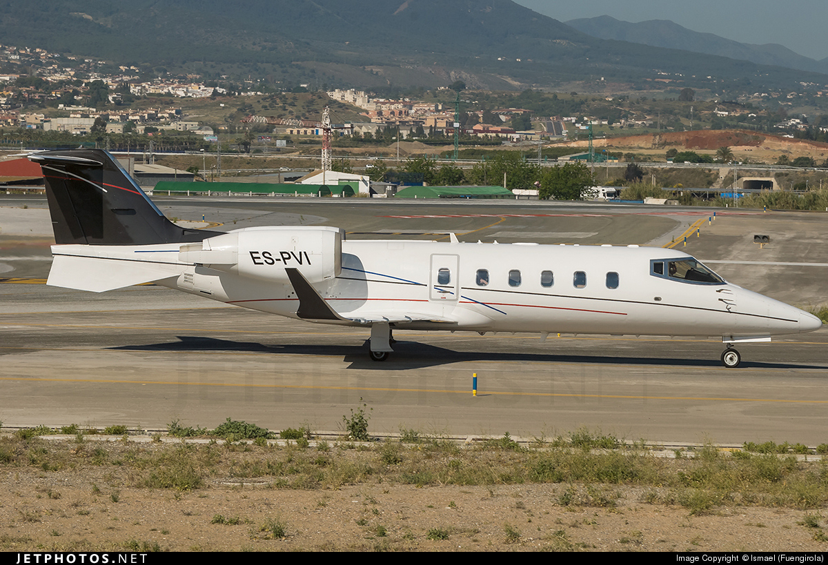 ES-PVI - Bombardier Learjet 60 - Avies Air Company