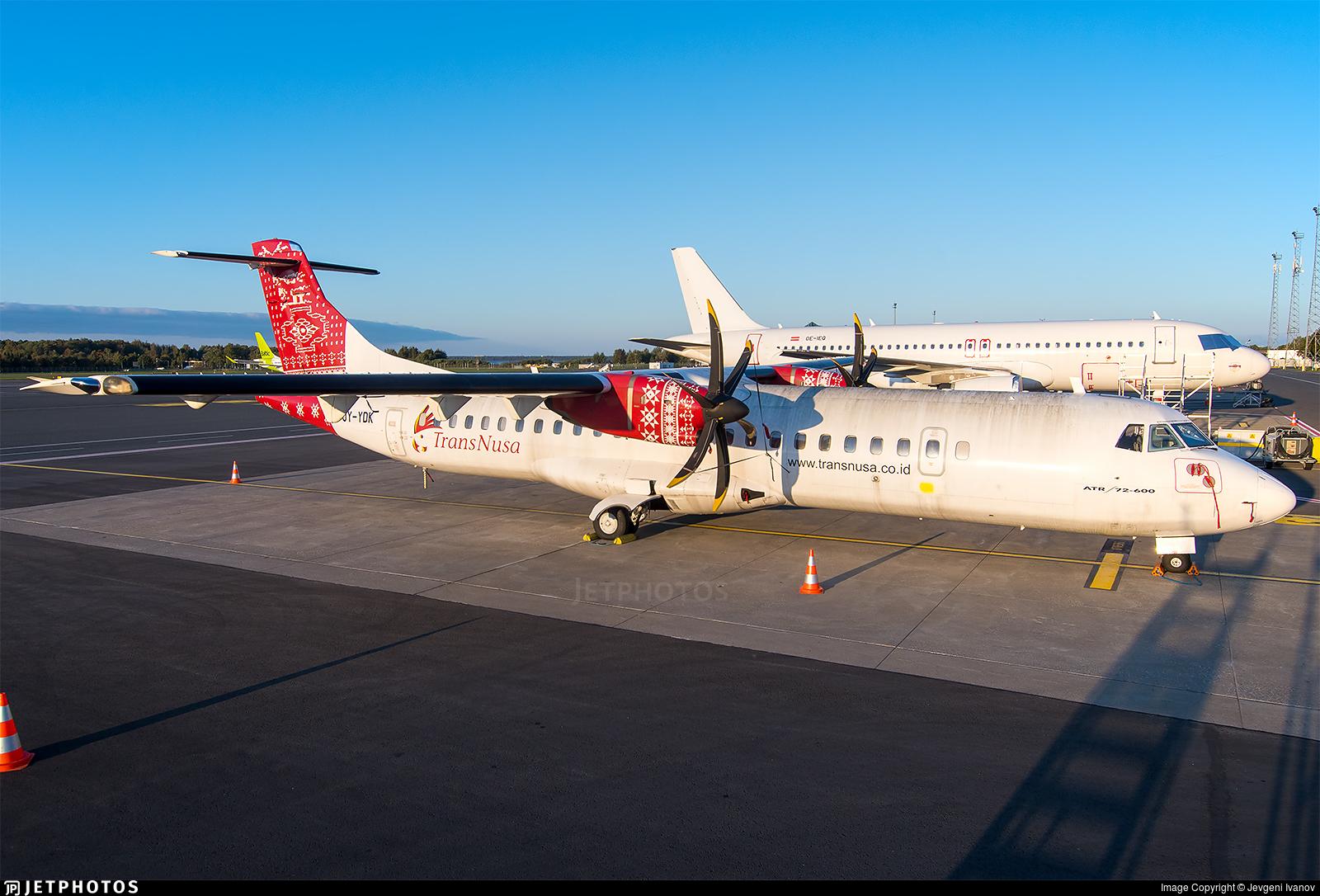 OY-YDK - ATR 72-212A(600) - TransNusa