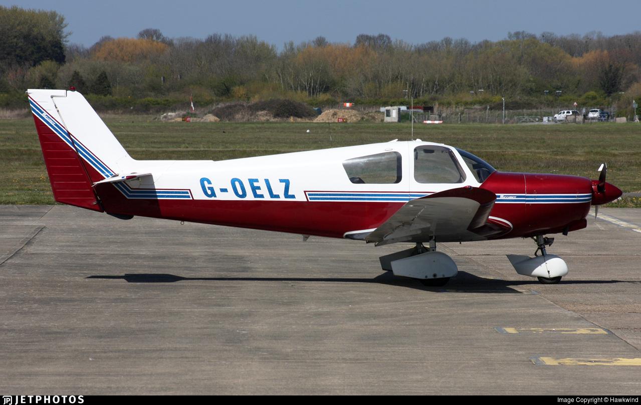 G-OELZ - Wassmer WA-52 Europa - Private