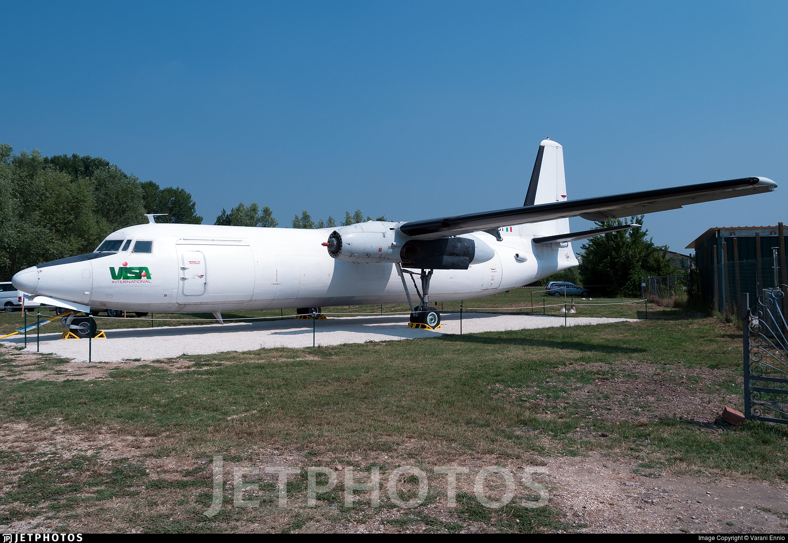 I-MLGT - Fokker F27-500F Friendship - Miniliner