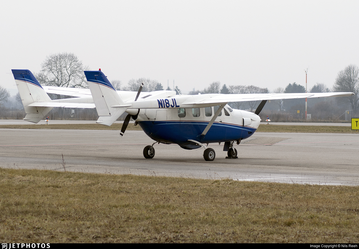 N18JL - Cessna T-37C Tweety Bird - Private