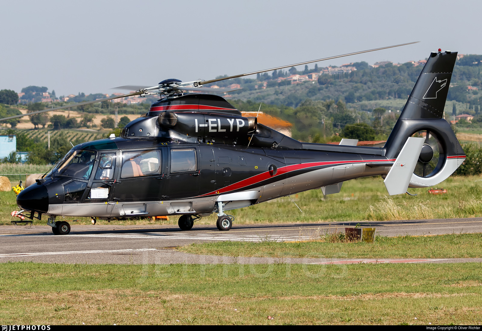 I-ELYP - Eurocopter AS 365N3 Dauphin - Air Corporate