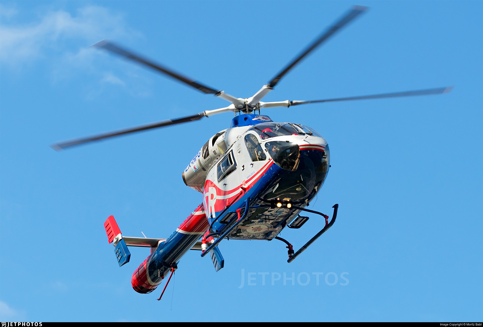 LX-HPG - McDonnell Douglas MD-902 Explorer II - Luxembourg Air Rescue (LAR)
