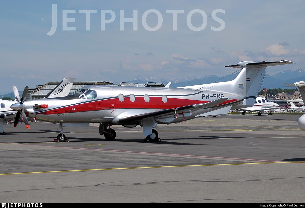 PH-PNG - Pilatus PC-12/47E - Private