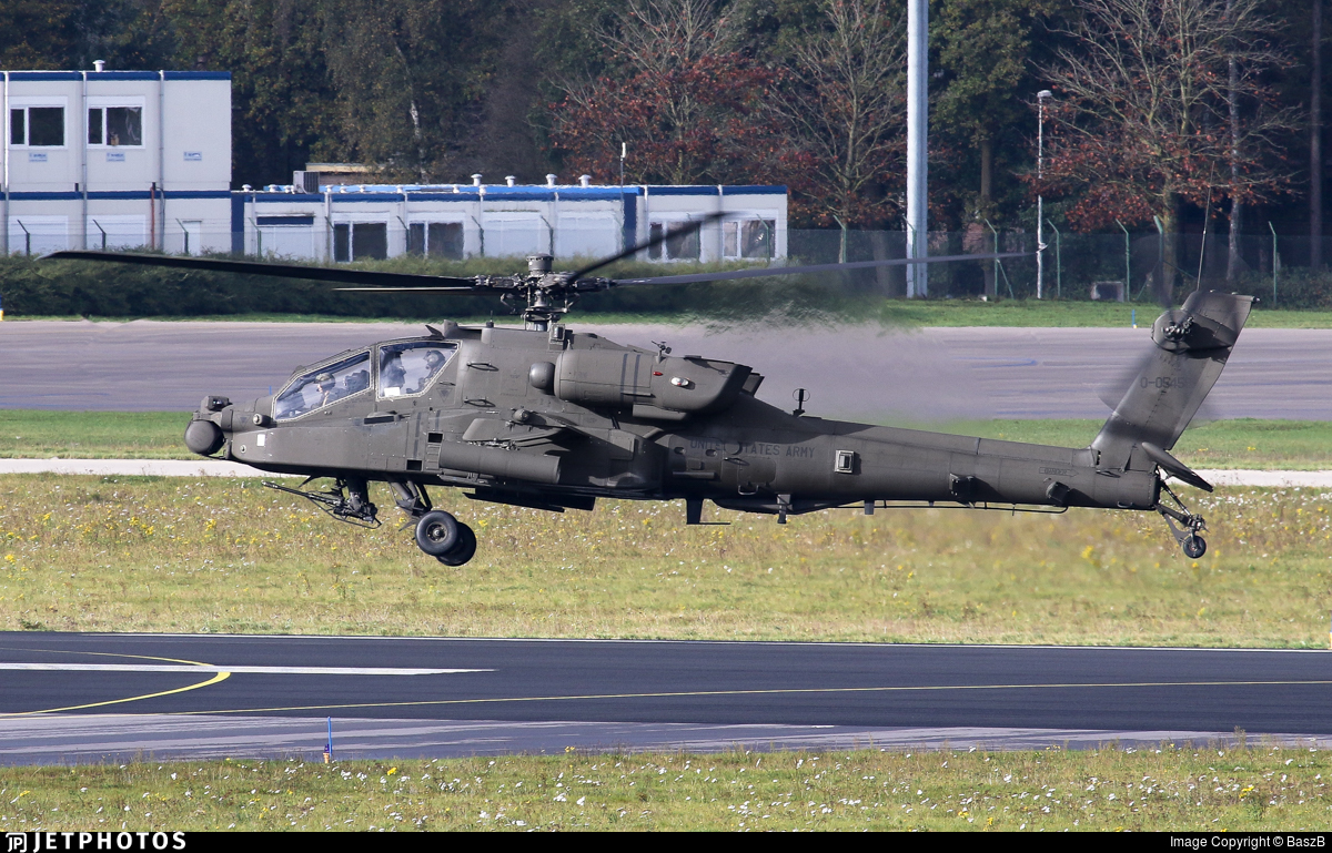 04-05458 - Boeing AH-64D Apache - United States - US Army