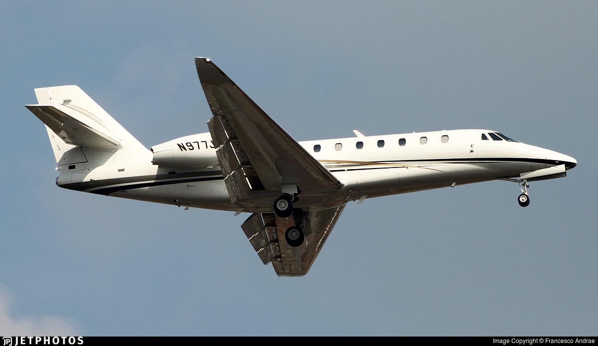N977JH - Cessna 680 Citation Sovereign Plus - Jhonlin Air Transport