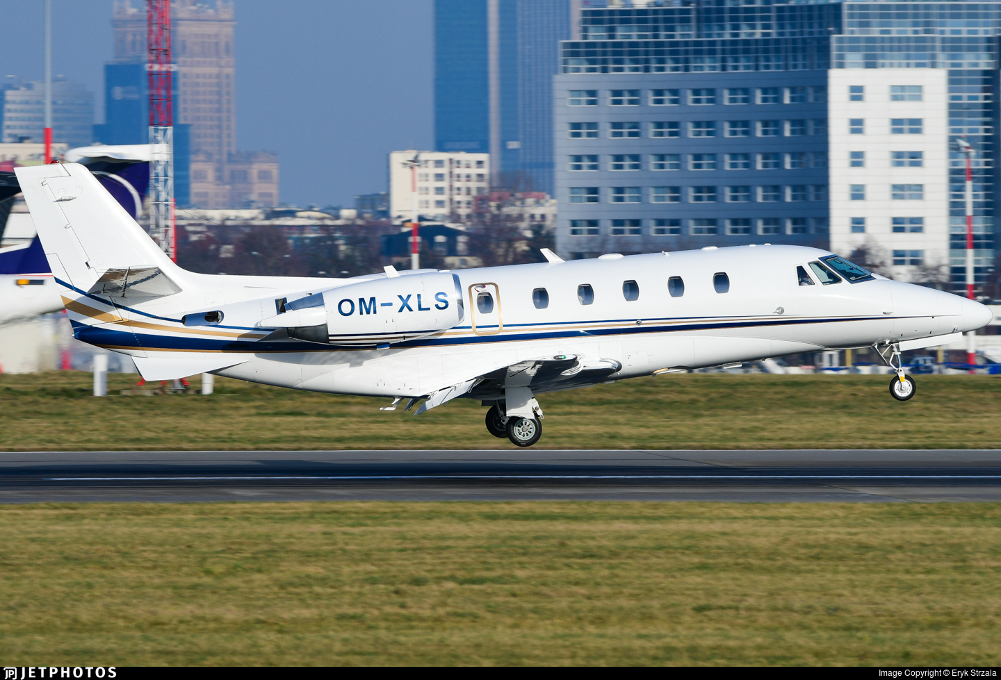 OM-XLS - Cessna 560XL Citation XLS Plus - Elite Jets