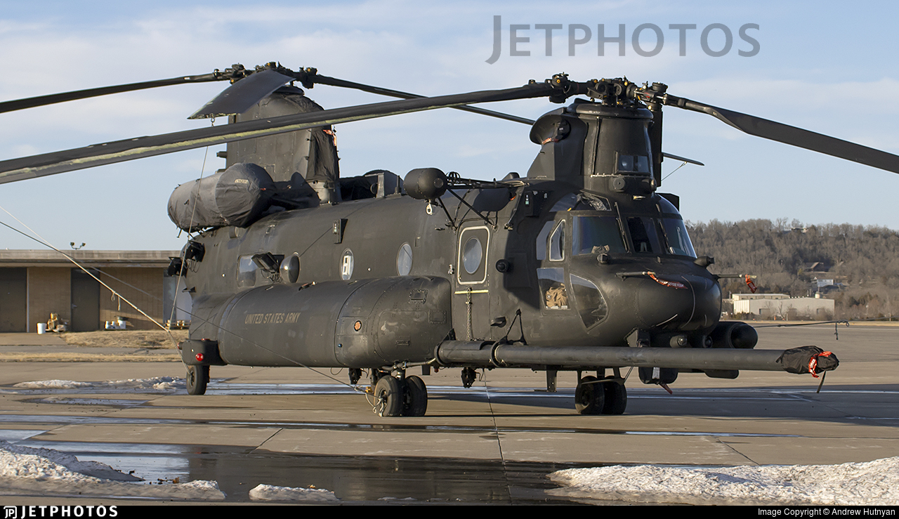 07-03774 - Boeing MH-47G Chinook - United States - US Army