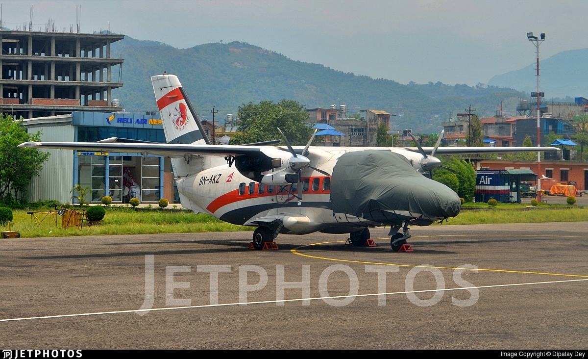 9N-AKZ - Let L-410UVP-E20 Turbolet - Summit Air (Nepal)