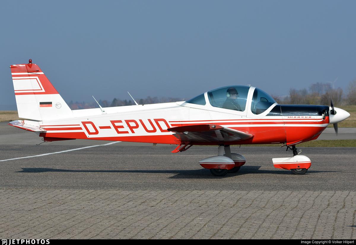 D-EPUD - Bolkow Bo.209C Monsun 160RV - Private