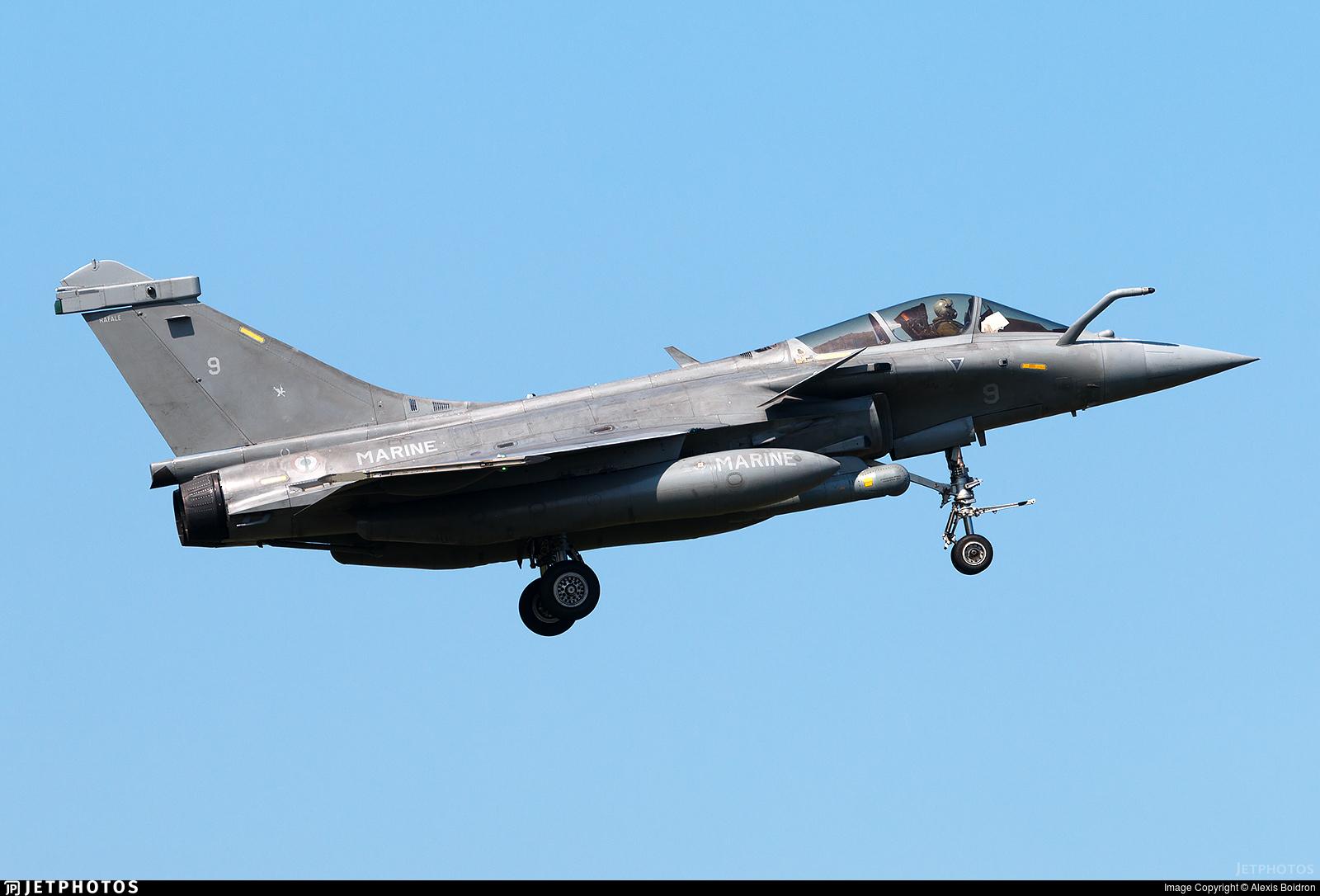 9 - Dassault Rafale M - France - Navy
