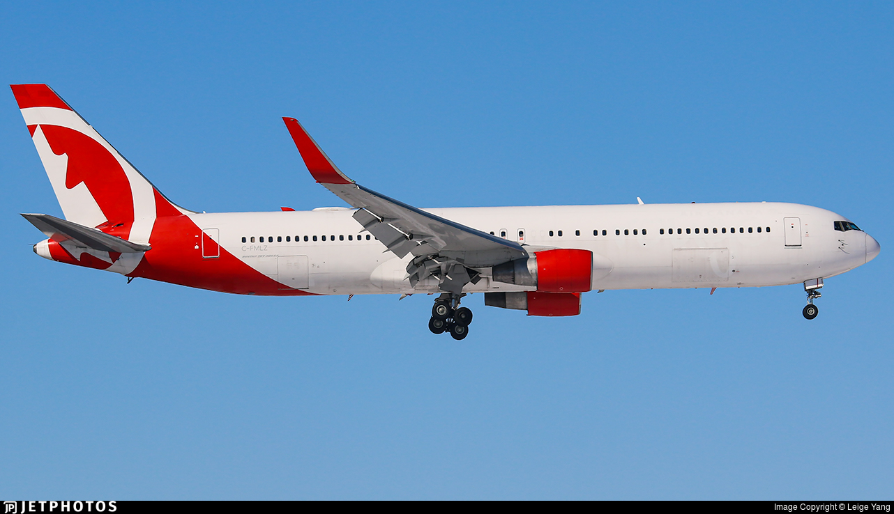 C-FMLZ - Boeing 767-316(ER) - Untitled