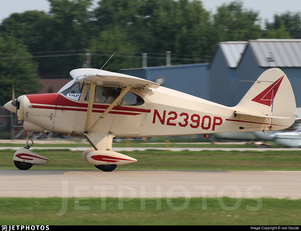 N2390P | Piper PA-22-150 Tri-Pacer | Private | Joe Osciak | JetPhotos