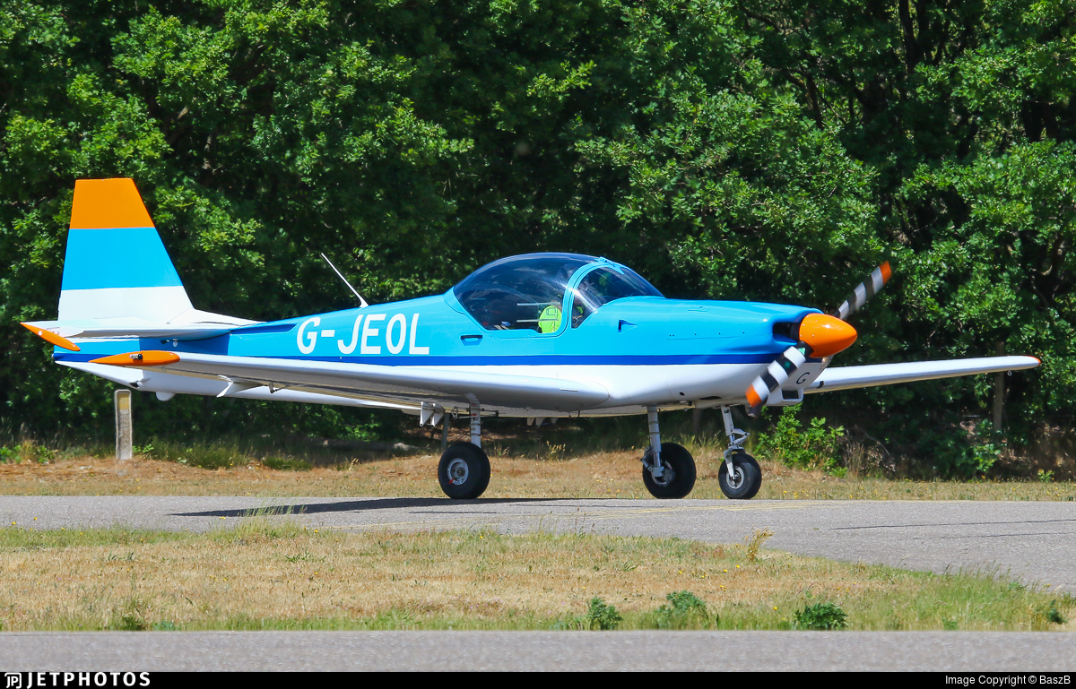 G-JEOL - Slingsby T67C Firefly - Private