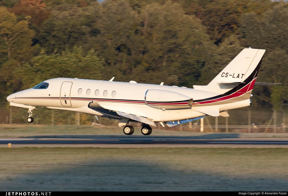 CS-LAT - Cessna Citation Latitude - NetJets Europe