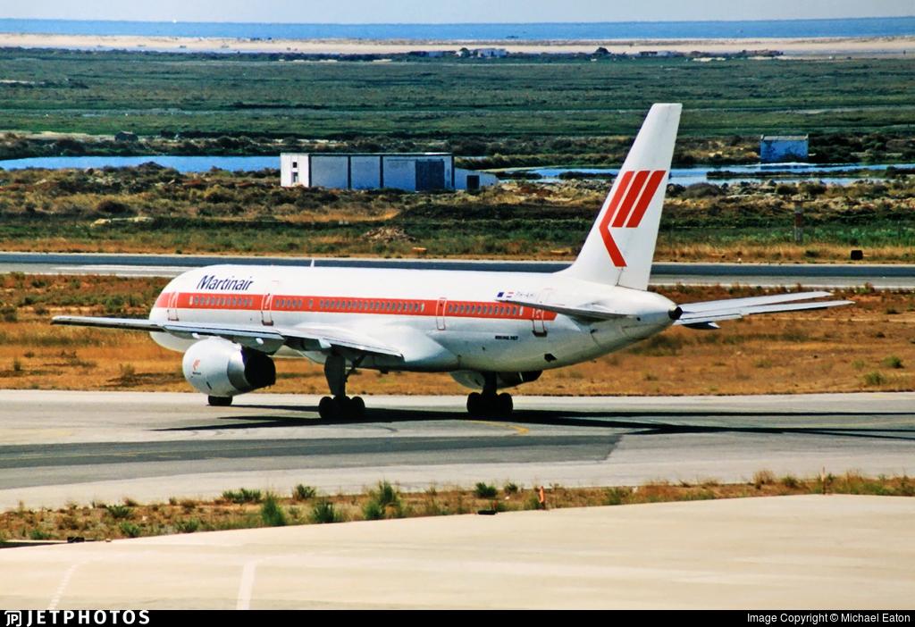 PH-AHI - Boeing 757-27B - Martinair