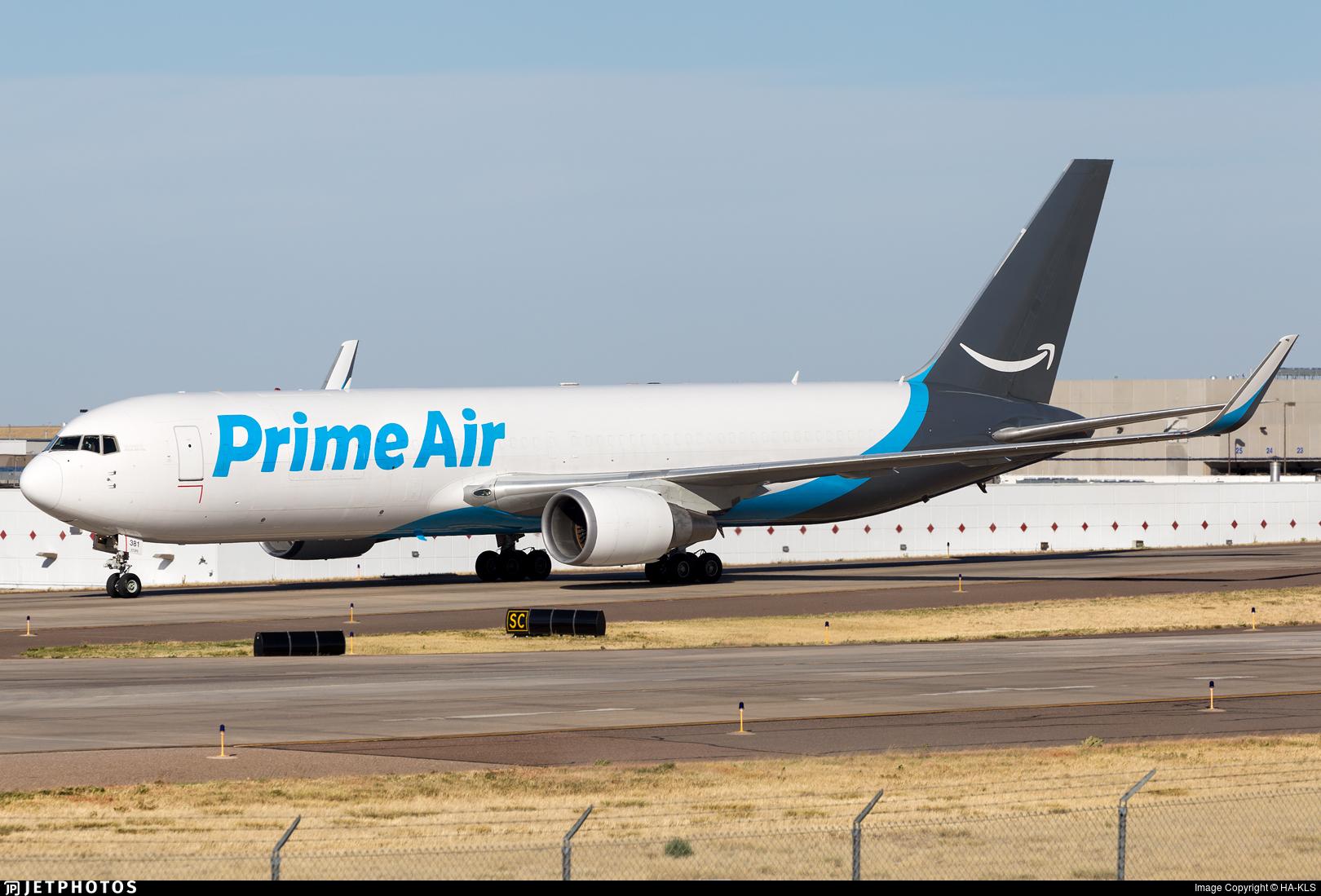 N1381A - Boeing 767-316(ER)(BCF) - Amazon Prime Air (Atlas Air)