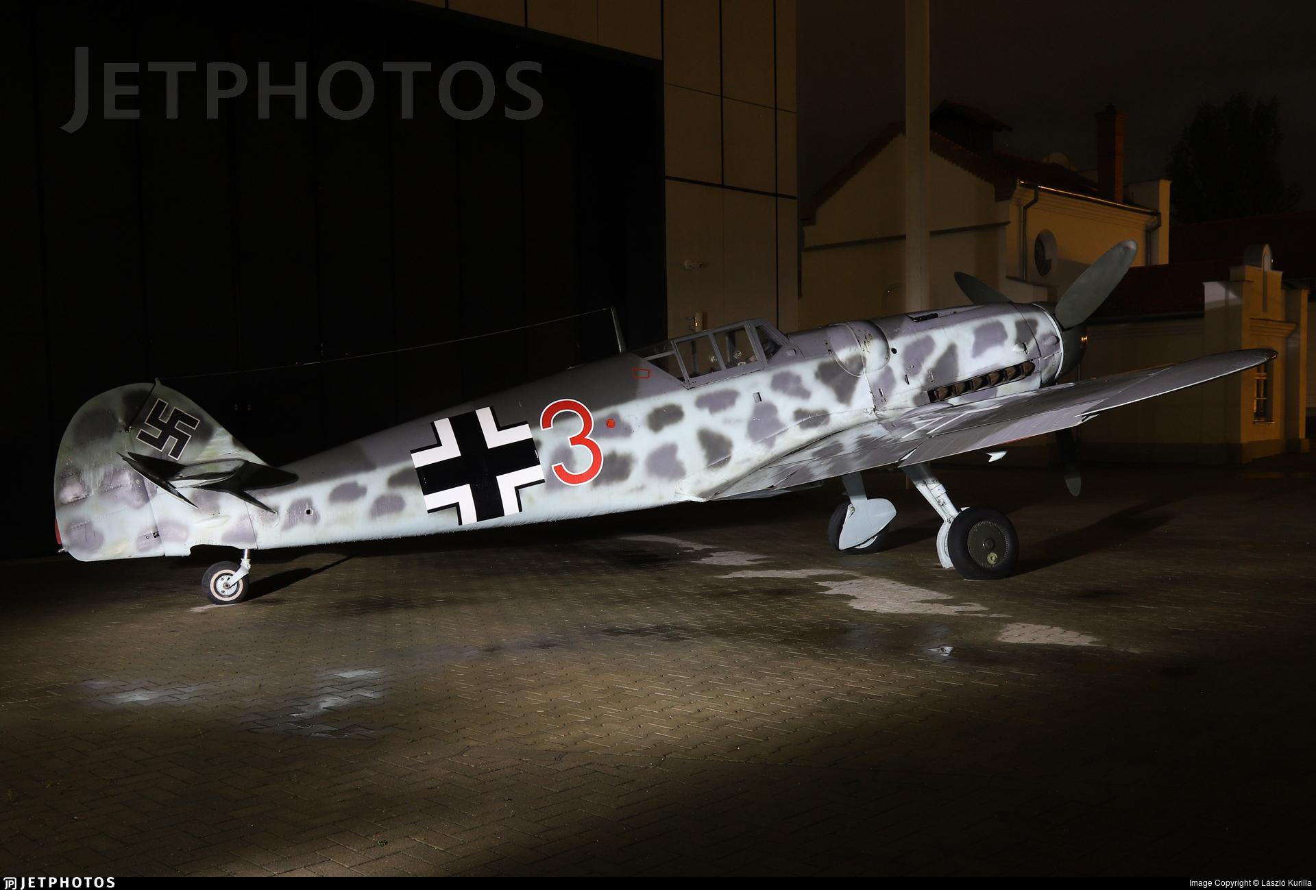 163306 - Messerschmitt Bf 109G-6 - Germany - Air Force