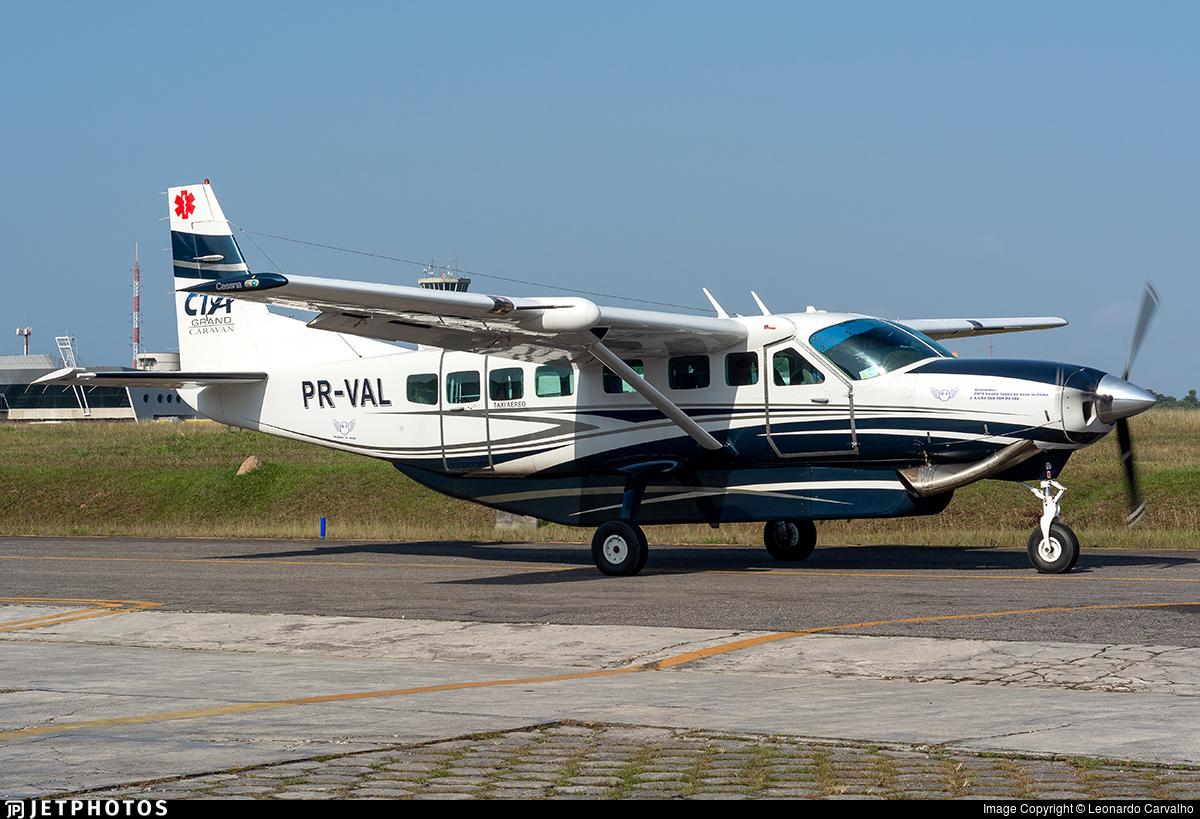 PR-VAL - Cessna 208B Grand Caravan - Cleiton Taxi Aéreo