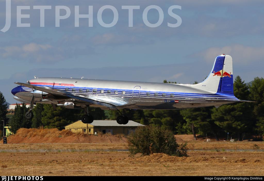 OE-LDM - Douglas DC-6B - The Flying Bulls