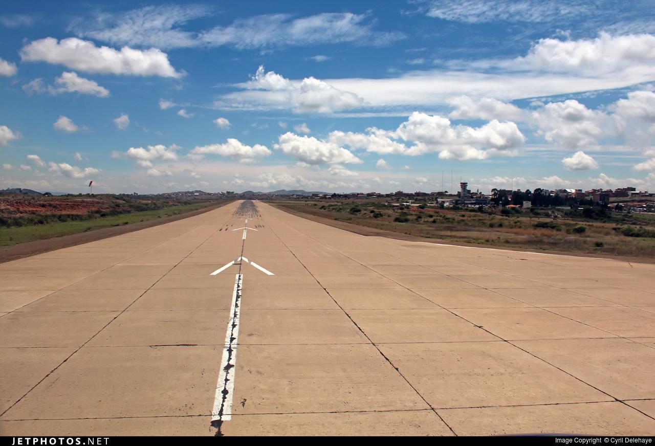 SLSU - Airport - Runway