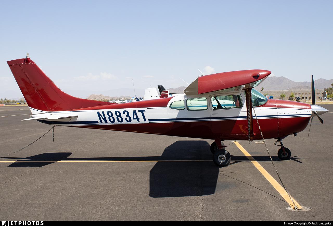 N8834T - Cessna 182 - Private