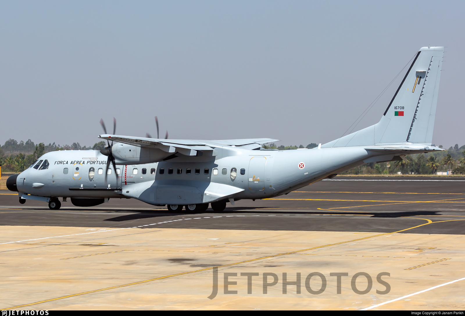 16708 - CASA C-295MP Persuader - Portugal - Air Force