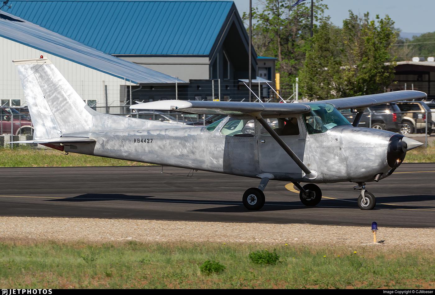 N64427 - Cessna 172M Skyhawk - Private