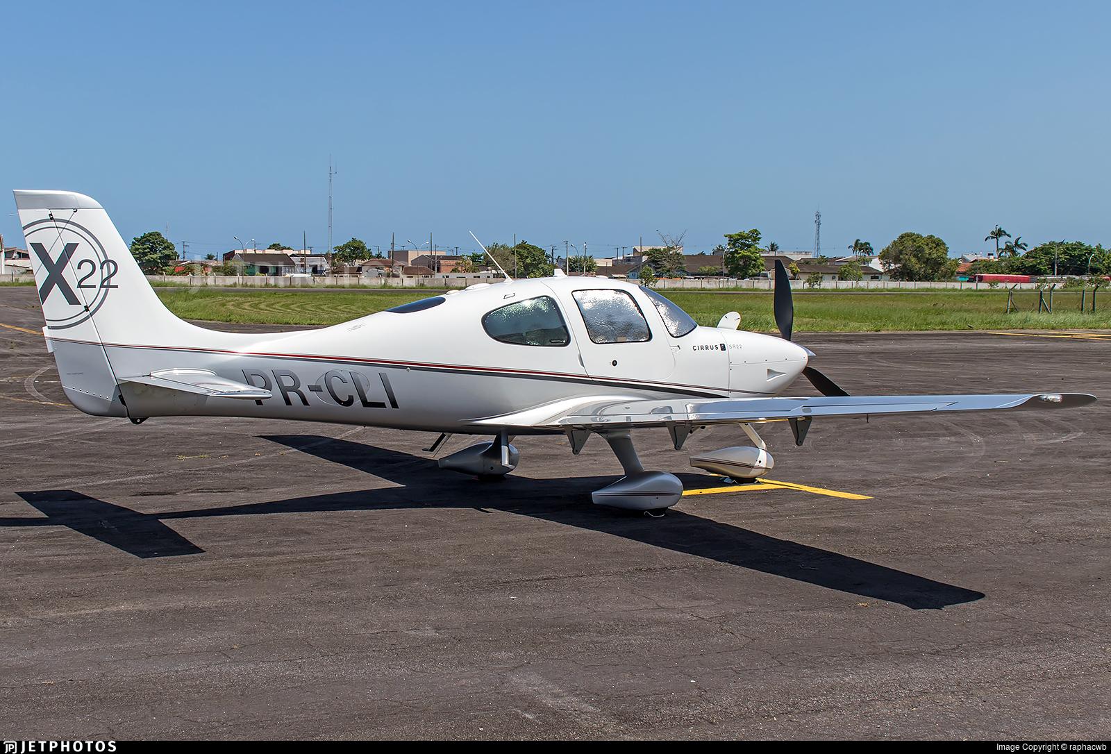 PR-CLI - Cirrus SR22-X - Private